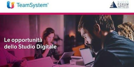 L'occasione digitale con Nuova Forum Impresa biglietti