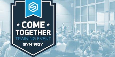 Come Together Training Event 12– 13 Oktober 2019 Tickets