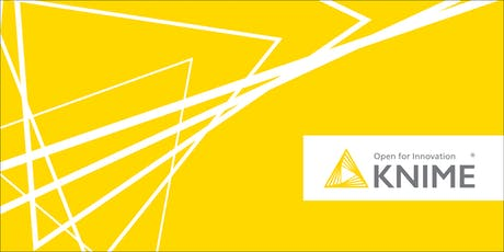 KNIME Meetup - Use Cases from Industry & Banking plus How-to Establish a Data Culture Tickets