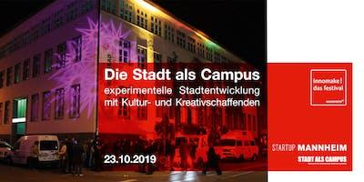 Die Stadt als Campus