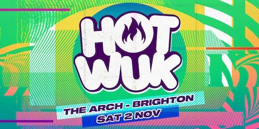Hot Wuk | Bashment Party