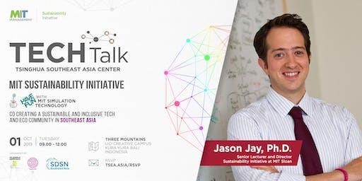 """TechTalk : """"MIT Sustainable Initiative"""