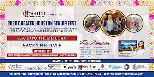 2020 Greater Houston Senior FEST-Theme: Luau