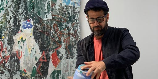 SCAD Hong Kong Presents an Artist Talk with José Parlá