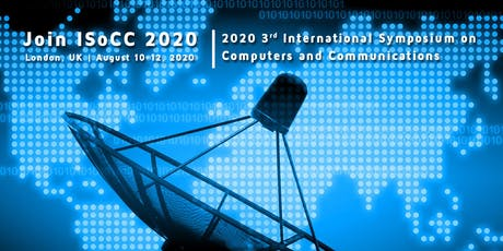 2020 3rd International Symposium on Computers and Communications (ISoCC 202 tickets