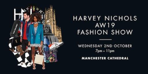 AW19 Fashion Show, Harvey Nichols Manchester