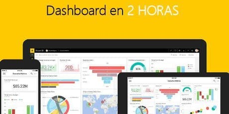 Aprende a crear un Dashboard en 2 horas con Power BI tickets