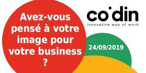 Avez-vous pensé à votre image pour votre business ? Votre image d'entrepreneur ! - 24/09/2019