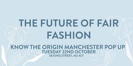 The Future Of Fair Fashion (Know The Origin Panel)