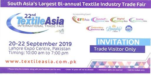 R.A.Engg (Textile Asia - 2019)