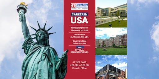 USA Spot Assessment Day - 17 September