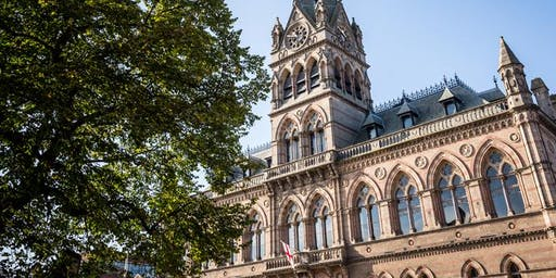 Chester Town Hall 150th Anniversary Regalia Talk & Tour 3pm-4pm