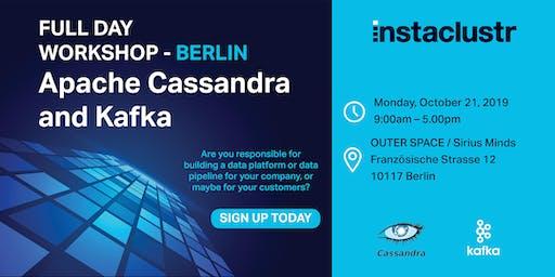 Full Day Apache Cassandra and Kafka Workshop - Berlin