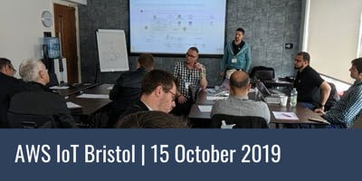 AWS IoT Bristol | 15 October 2019