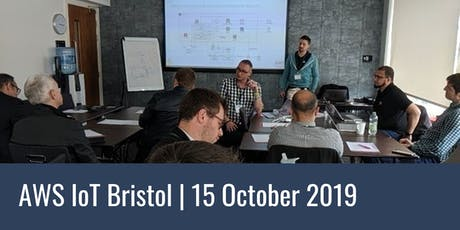 AWS IoT Bristol | 15 October 2019 tickets