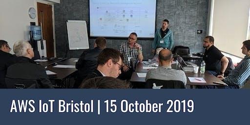 AWS IoT Bristol | 15 October 2019