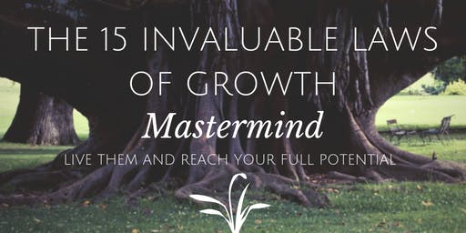 The 15 Invaluable Law of Growth Mastermind