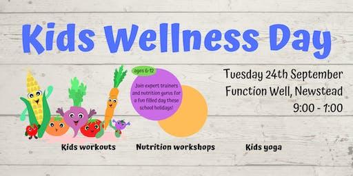 Kids Wellness Day
