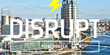 DisruptHR Manchester - October 2019 tickets