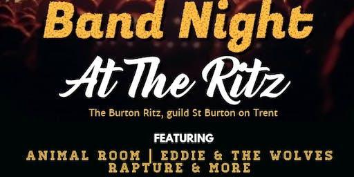 Band Night at The Ritz