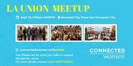 #ConnectedWomen Meetup - La Union (PH) - September 25