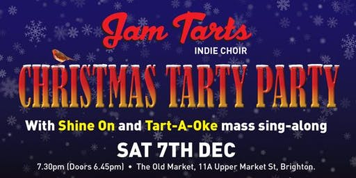 Jam Tarts Choir Christmas Tarty Party (16+)