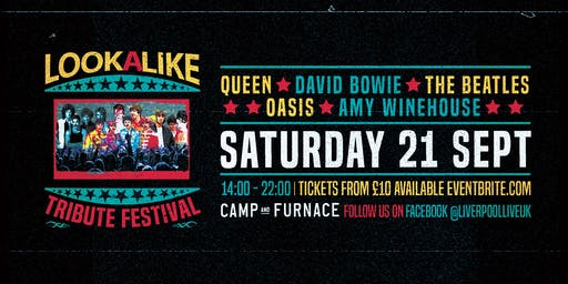 Look-A-Like Tribute Festival