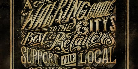 HAND LETTERING WORKSHOP with Andrew Frazer tickets