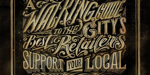 HAND LETTERING WORKSHOP with Andrew Frazer