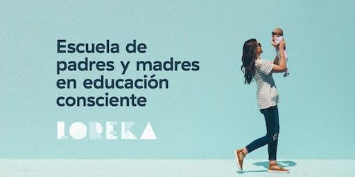 Charla de introducción a La Escuela de Educación Consciente para padres y madres