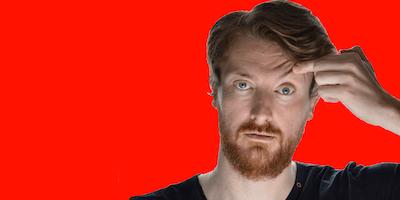 Nürnberg: Live Comedy mit Jochen Prang ...Stand-up 2019