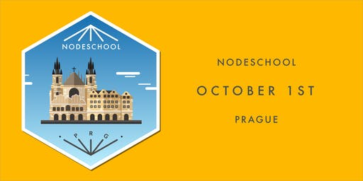 NodeSchool Prague