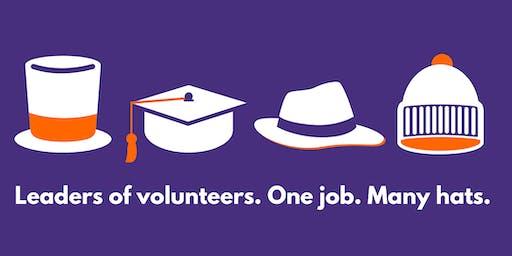 Nottingham Leaders of Volunteers Network - Wednesday 11th December 2019