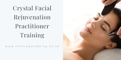 Crystal Facial Rejuvenation Practitioner Training tickets