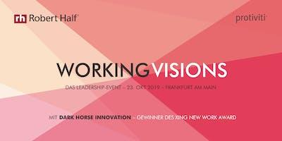 Working Visions Leadership-Event in Frankfurt