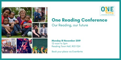 One Reading Conference tickets