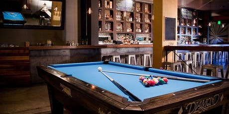 Happy Hour Cocktails and Billiards at Slate [Mission]   tickets