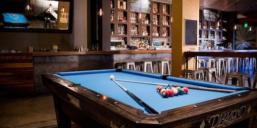 Happy Hour Cocktails and Billiards at Slate [Mission]