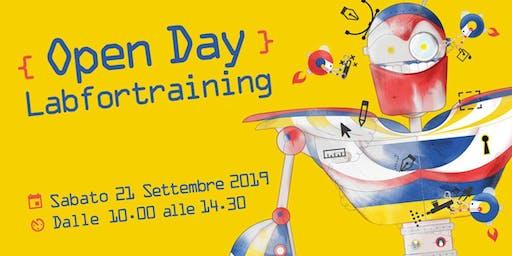 Open Day LABFORTRAINING - La scuola di web a Roma