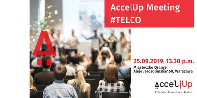 AccelUp meeting #telco