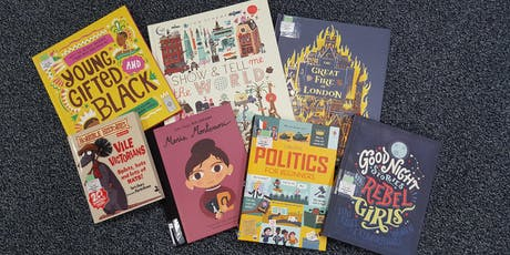 A World of Information: Children's Non-Fiction Books in the Digital Age tickets