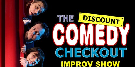 The Laughing Pug Comedy Club - The Discount Comedy Checkout tickets
