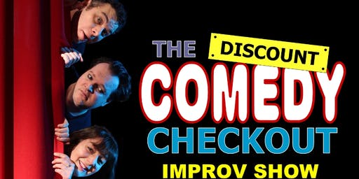 The Laughing Pug Comedy Club - The Discount Comedy Checkout