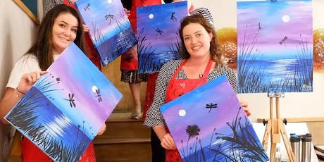 Dance of the Dragonflies Brush Party - Leighton Buzzard tickets