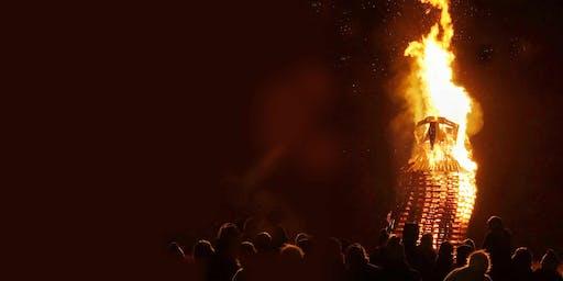 Bonfire & Fireworks at Blackpit