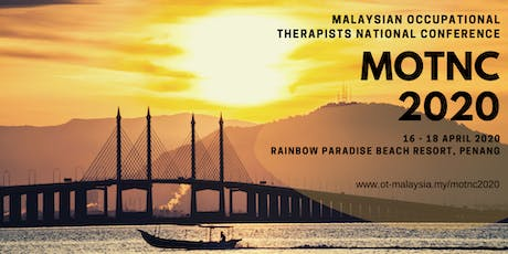 Malaysian Occupational Therapists National Conference (MOTNC 2020) tickets