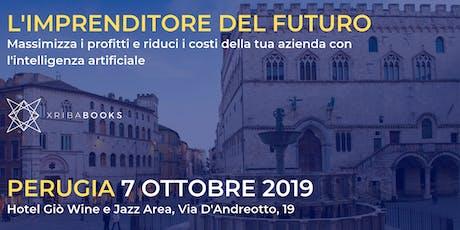 l'Imprenditore del futuro - Perugia biglietti
