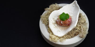 Modern eclectic Indian tasting menu