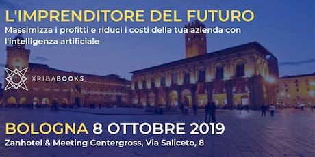 l'Imprenditore del futuro - Bologna biglietti