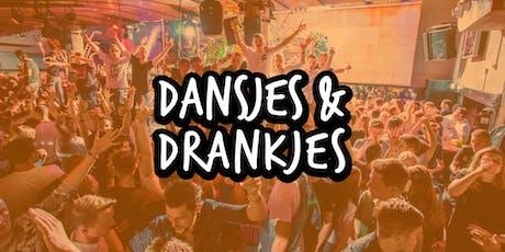 Dansjes & Drankjes 12-10 tickets